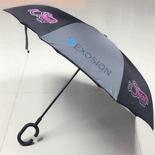 反向伞-永诚信案例