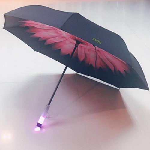反向伞-AVON案例