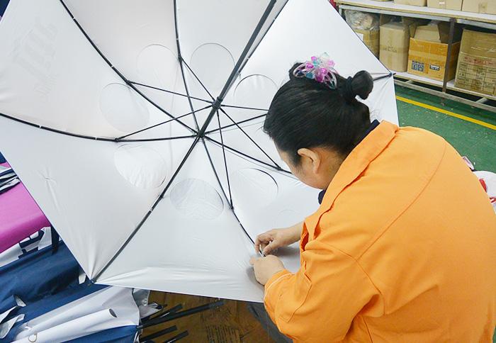 手缝伞-永诚信