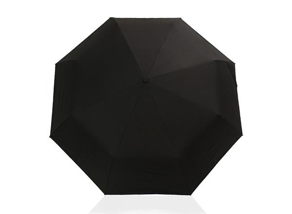 23寸折叠木手柄雨伞