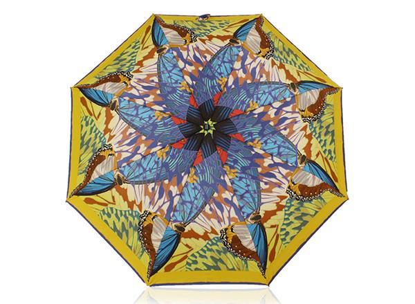 21寸折叠伞自动